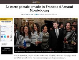 LE FIGARO.fr – 20/01/2016