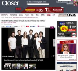 CLOSER Mag.fr - 07.09.15