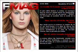 FASHION Mag.com - Une - 11.01.16