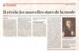 LE JOURNAL DU DIMANCHE – 03/11/2013