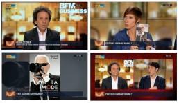 BFM TV | BFM BUSINESS | GOUTS DE LUXE PARIS – 25/01/2015